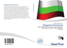 Couverture de Bulgarian Americans