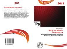 Bookcover of IPFaces Mobile Framework