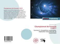 Championnat de Formule 2 2011的封面