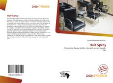 Copertina di Hair Spray