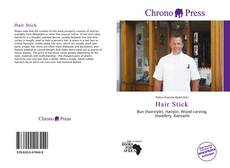 Bookcover of Hair Stick