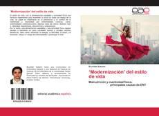 Bookcover of 'Modernización' del estilo de vida