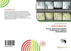 Valérie Bonnier kitap kapağı