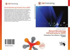 Portada del libro de Direct Rendering Infrastructure (DRI)