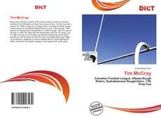 Capa do livro de Tim McCray