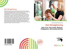 Hair Straightening kitap kapağı