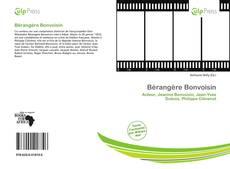 Bookcover of Bérangère Bonvoisin