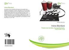 Buchcover von Irène Bordoni