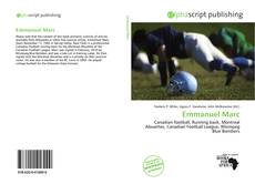 Bookcover of Emmanuel Marc