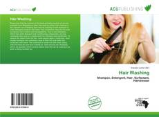 Hair Washing kitap kapağı
