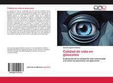 Portada del libro de Calidad de vida en glaucoma