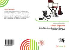 Bookcover of Julie Caignault