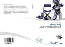 Bookcover of Ariane Borg