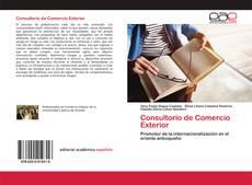 Buchcover von Consultorio de Comercio Exterior