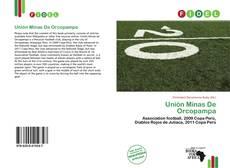 Copertina di Unión Minas De Orcopampa
