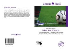 Bookcover of Mina San Vicente