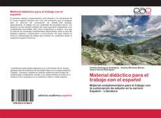 Material didáctico para el trabajo con el español的封面