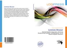Bookcover of Lorenzo Alcazar