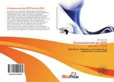 Bookcover of Championnat de GP2 Series 2005