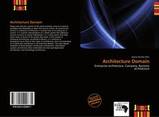Couverture de Architecture Domain