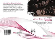 Copertina di James Sykes (Canadian Football)