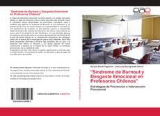"""Bookcover of """"Síndrome de Burnout y Desgaste Emocional en Profesores Chilenos"""""""