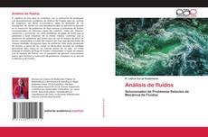 Portada del libro de Análisis de fluidos