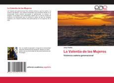 Capa do livro de La Valentía de las Mujeres