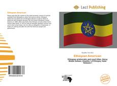 Bookcover of Ethiopian American