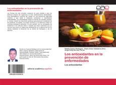 Portada del libro de Los antioxidantes en la prevención de enfermedades