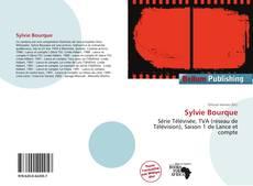 Bookcover of Sylvie Bourque