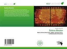 Bookcover of Solène Bouton