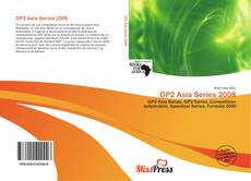 Bookcover of GP2 Asia Series 2008