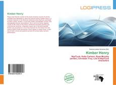 Bookcover of Kimber Henry