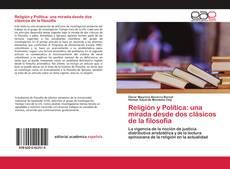 Portada del libro de Religión y Política: una mirada desde dos clásicos de la filosofía