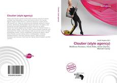 Bookcover of Cloutier (style agency)