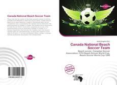 Canada National Beach Soccer Team的封面