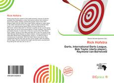 Bookcover of Rick Hofstra