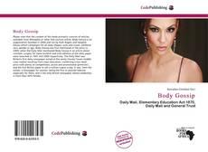 Bookcover of Body Gossip
