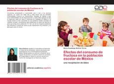 Portada del libro de Efectos del consumo de fructosa en la población escolar de México