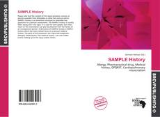 Bookcover of SAMPLE History