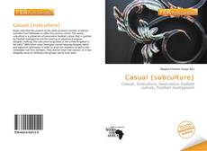 Bookcover of Casual (subculture)