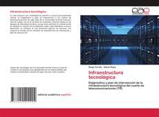 Portada del libro de Infraestructura tecnológica