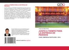 Capa do livro de JUSTO A TIEMPO PARA LA ENTREGA DE PEDIDOS