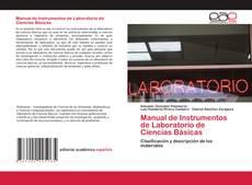 Portada del libro de Manual de Instrumentos de Laboratorio de Ciencias Básicas