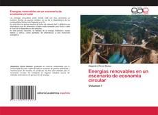 Bookcover of Energías renovables en un escenario de economía circular