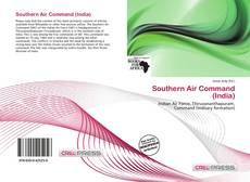 Bookcover of Southern Air Command (India)