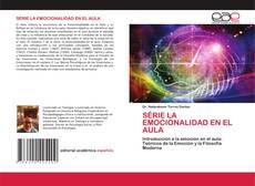 Portada del libro de SÉRIE LA EMOCIONALIDAD EN EL AULA