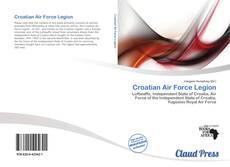 Bookcover of Croatian Air Force Legion