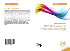 RAF Air Command kitap kapağı